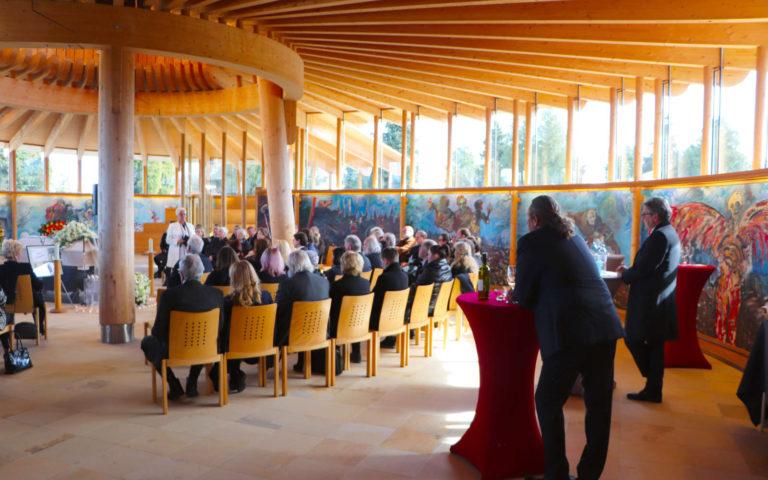 Eventbestattung - Trauerfeier in der Kirche